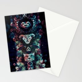 My personal daemons Stationery Cards