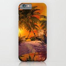 The little island iPhone 6s Slim Case