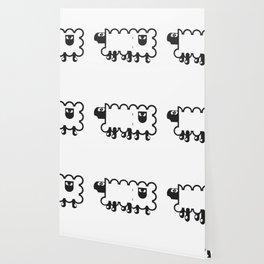 Angry Sheep Wallpaper