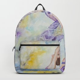 Crystal Ballerina Backpack