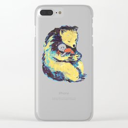 You Are My Best Friend Clear iPhone Case
