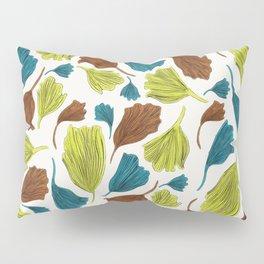 Ginkgo Leaves Pillow Sham
