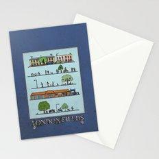 London Fields Stationery Cards