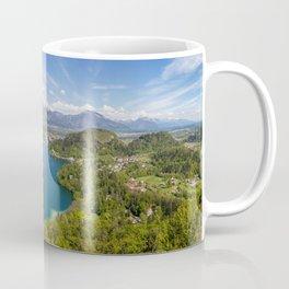 Lake Bled Coffee Mug