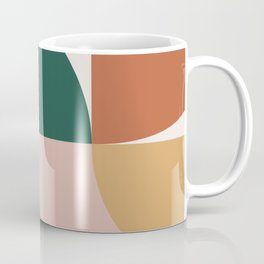 Abstract Geometric 12 Coffee Mug