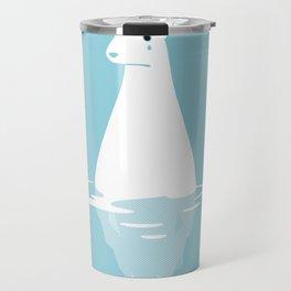 Polar Bearberg Travel Mug