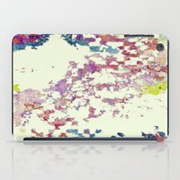 world maps iPad Cases featuring Maps by MonsterBrown
