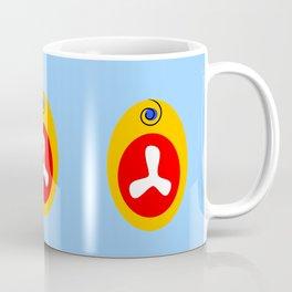 The Egg Coffee Mug