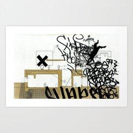 Detroit series 8 Art Print