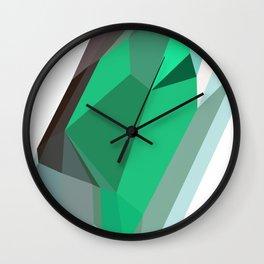 TheGreenDiamonds Wall Clock