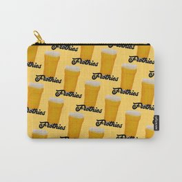 I Love Beer Carry-All Pouch