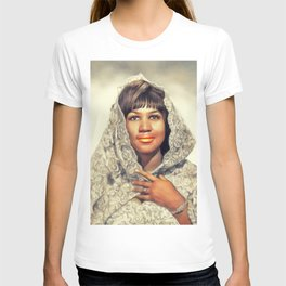 Aretha Franklin, Music Legend T-shirt