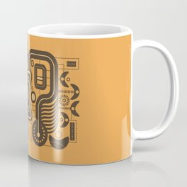 Nonsensical Doodle #3 Coffee Mug