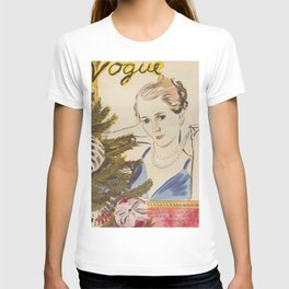 CHRISTMAS MAGAZINE 1934 T-shirt