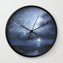 Music Of The Night Wall Clock