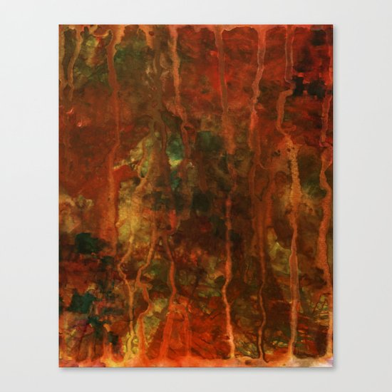 Improvisation 31 Canvas Print