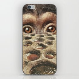 We are monkeys iPhone Skin