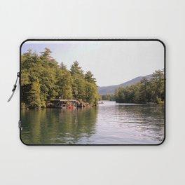 Beautiful Lake George Laptop Sleeve