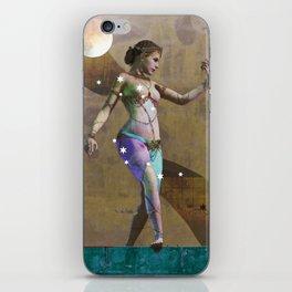 Fatale - Salomé - Gold iPhone Skin
