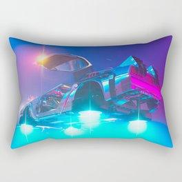 Back To The Future 2 Rectangular Pillow