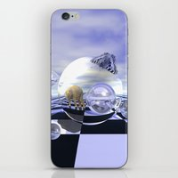 imagine iPhone & iPod Skins featuring Imagine by thea walstra