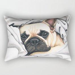 French Bulldog - F.I.P. - Miuda Frenchie Rectangular Pillow