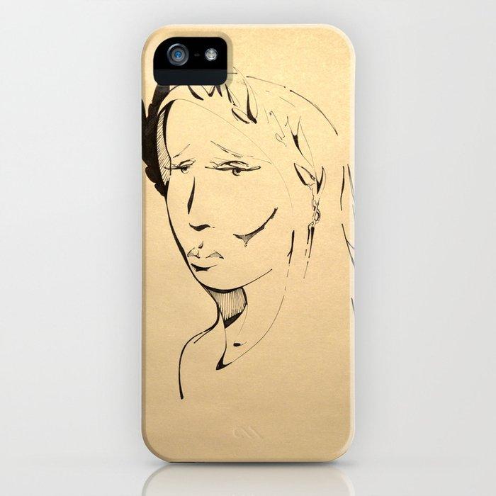 La Madona iPhone Case