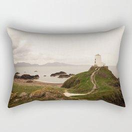Tŵr Mawr Lighthouse Rectangular Pillow