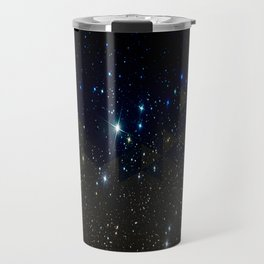 SPACE BACKGROUND Travel Mug