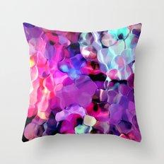 Uva B Throw Pillow