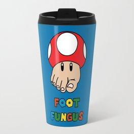 Foot Fungus Travel Mug