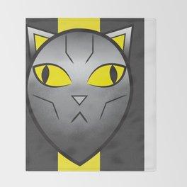 CatBot Throw Blanket