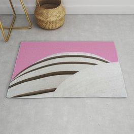 Guggenheim Museum of modern art in New York Rug