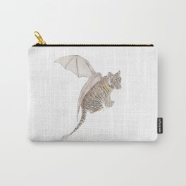 Tiger Dragon Carry-All Pouch