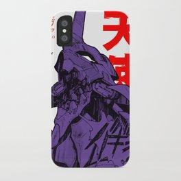 Eva 01 evangelion iPhone Case