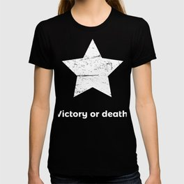 Victory Or Death - Texas And The Alamo T-shirt