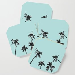 Palm trees 5 Coaster