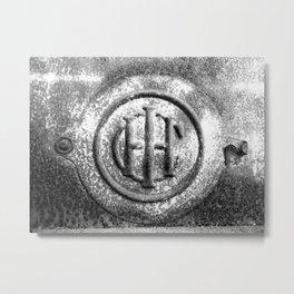 IHC Metal Print