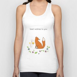 Best wishes to you Unisex Tank Top
