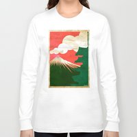 japan Long Sleeve T-shirts featuring japan by barmalisiRTB
