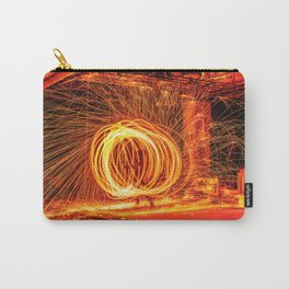 A spark in the dark Carry-All Pouch