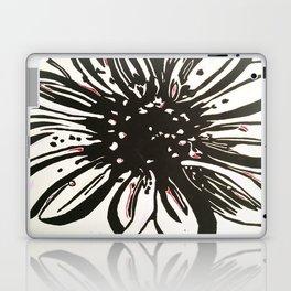 Graphic Flower Print Laptop & iPad Skin