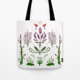 Plants, Decay Tote Bag