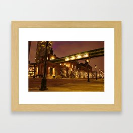 distilled Framed Art Print