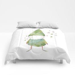 Bird Elf Comforters