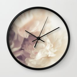 Tender Wall Clock