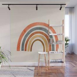 Abstract Rainbow 88 Wall Mural