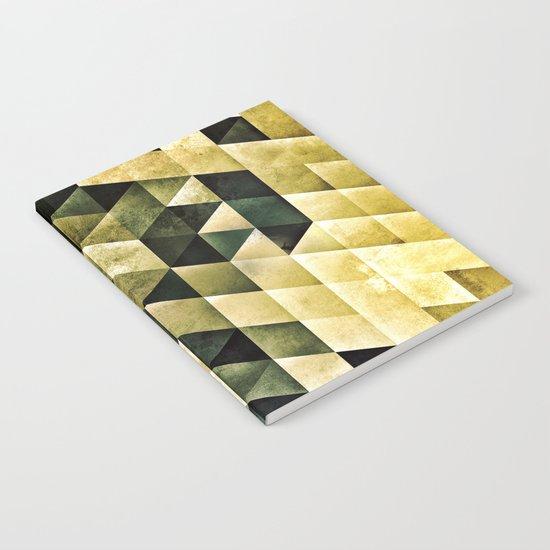 nyyls of gyydyn Notebook