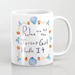 Let the Jersey Girl Handle It Coffee Mug