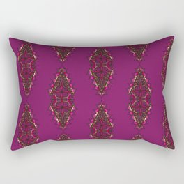 Boho pattern 1 Rectangular Pillow